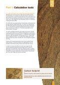 Carbon footprints of Burmese teak versus Kebony Maple - Page 7