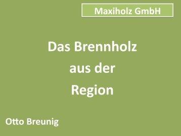 Maxiholz GmbH
