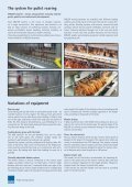 Pullet rearing battery World-wide in action! - MELLER Anlagenbau - Page 2
