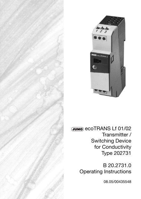 JUMO 202731//01-015//000