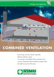 COMBINED VENTILATION
