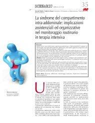 La sindrome del compartimento intra-addominale ... - Aniarti