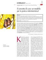 Il concetto di cura: un modello per la pratica infermieristica? - Aniarti