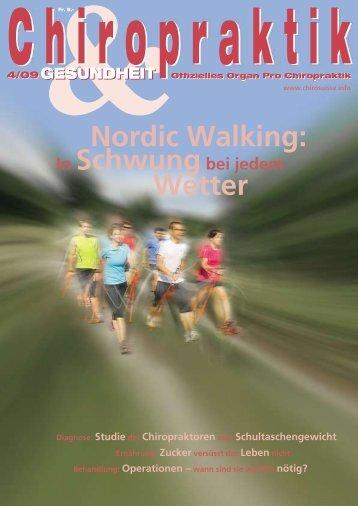 Nordic Walking: Wetter