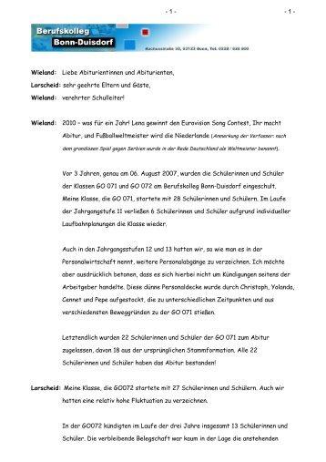 Berufskolleg Bonn Duisdorf anmeldung berufsschule berufskolleg bonn duisdorf