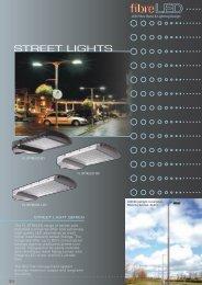 STREET LIGHTS - FibreLED