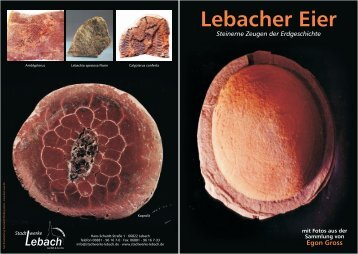 Flyer Lebacher Eier.cdr - Historischer Verein Lebach EV
