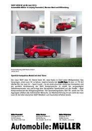 weitere Informationen - Automobile Müller