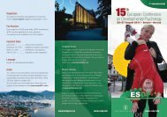 European Conference on Developmental Psychology
