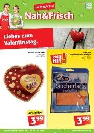 Liebes zum Valentinstag