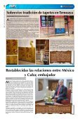 Abren ruta Toluca - Dallas - HOY Estado de México - Page 6