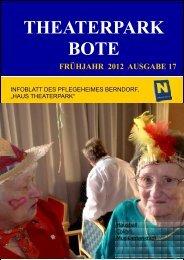 Theaterparkbote, Frühjahr 2012 PDF, 3.845 kb - NÖ ...