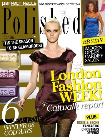 Issue 4 - 1-11-2008 4th Edition Winter - Louella Belle