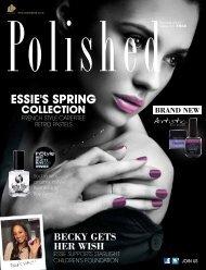 essie's spring collection - Louella Belle