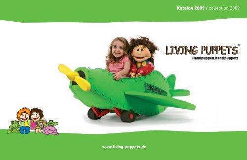 Living Puppets® Handpuppe Maggylein 35 cm W245