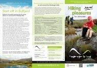 Hiking pleasures - Hardanger