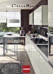 Scarica il catalogo di LiberaMente. - Kitchens.it