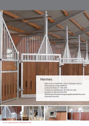 Vorderfront Hermes