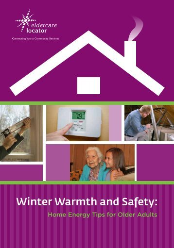 Winter Warmth and Safety: Home Energy Tips for Older Adults - n4a