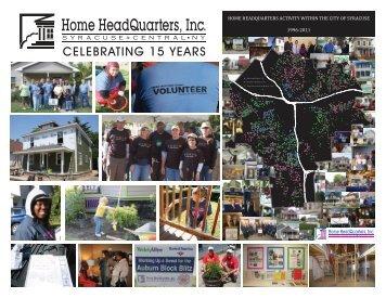 CELEBRATING 15 YEARS - Home HeadQuarters
