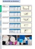 Sonderprofile aus Aluminium - Gemmel Metalle - Seite 4