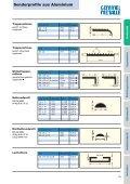 Sonderprofile aus Aluminium - Gemmel Metalle - Seite 5