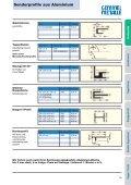 Sonderprofile aus Aluminium - Gemmel Metalle - Seite 7