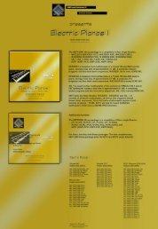 :Iectnc Pianos I - KARO Sound Development
