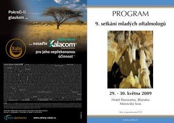 30. května 2009 - Galén - Symposion