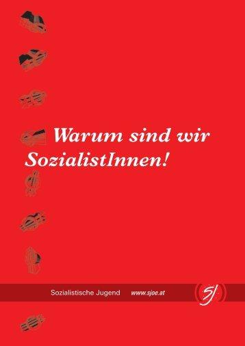 Warum sind wir SozialistInnen! - Prottes