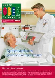 Unser Oberösterreich - Die Landesillustrierte 3/2011