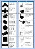 Konstruktionsprofile und Zubehör  - Gemmel Metalle - Seite 2