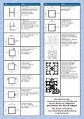 Konstruktionsprofile und Zubehör  - Gemmel Metalle - Seite 3