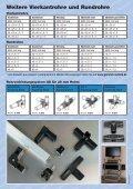 Konstruktionsprofile und Zubehör  - Gemmel Metalle - Seite 4