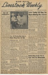 July 21, 1949 - Livestock Weekly!