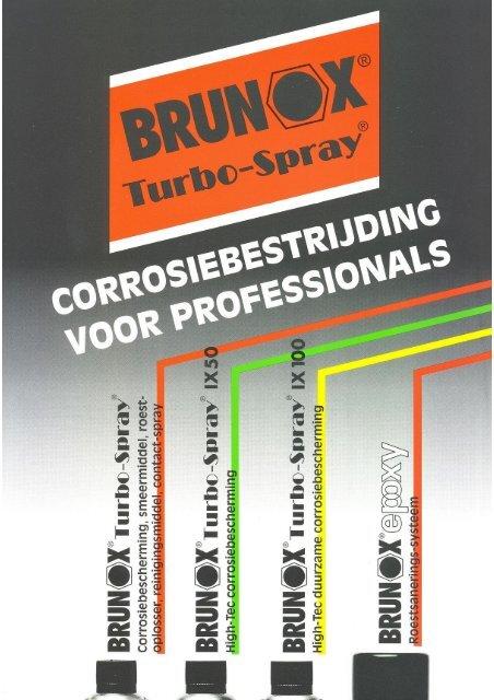 BRUNOX Technische Gegevens algemeen