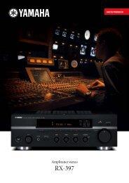 RX-397 - AUDIO KLAN
