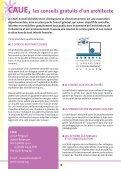 CAUE, les conseils gratuits d'un architecte - Page 5