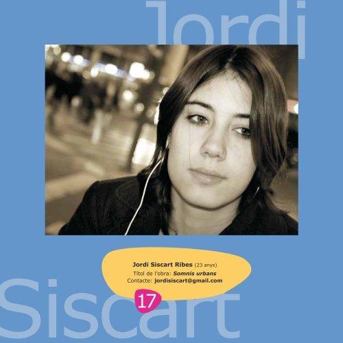 Catàleg de Joves Creadors - Ajuntament de Lleida
