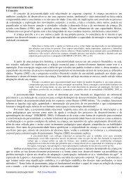 6.Psicomotricidade - Drb-assessoria.com.br