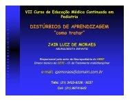 Distúrbios DA - Drb-assessoria.com.br