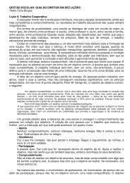 Trabalho cooperativo - Drb-assessoria.com.br