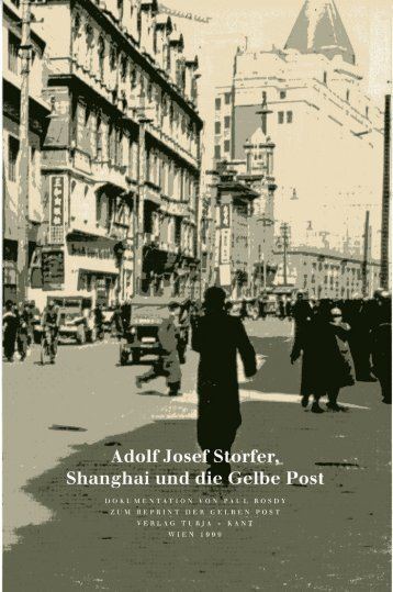 Adolf Josef Storfer Shanghai and the Gelbe Post (.pdf) - Rosdyfilm