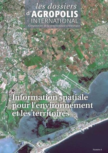 Information spatiale pour l'environnement et les territoires