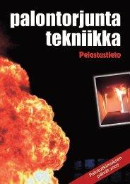 Palotutkimuksen päivät 2007 - Pelastustieto
