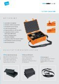 BW OUTDOOR CASES - ALV Technics - Page 3