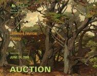 California & American Paintings - California Art Auction