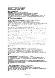 Side 1 af 12 DSSK's udstilling Ørbæk, 19. marts 2011 Dommer ...