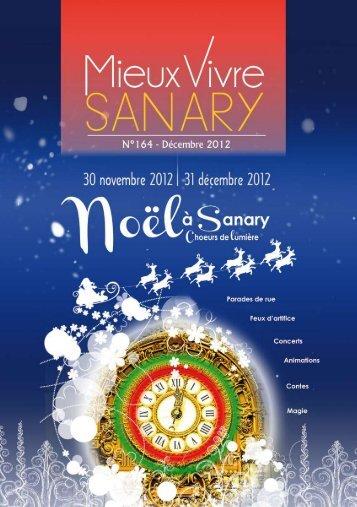 MV_164_Decembre_2012 (.pdf - 4,81 Mo) - Sanary-sur-Mer