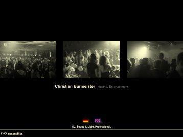 Christian Burmeister